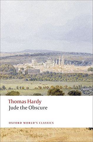 Jude The Obscure (Oxford World'S Classics)