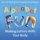 Alphabet Fun: Making Letters With Your Body