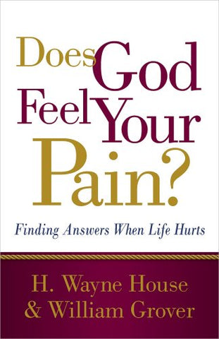 Does God Feel Your Pain?: Finding Answers When Life Hurts