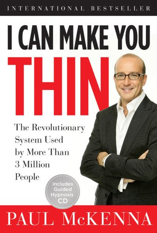 I Can Make You Thin: The Revolutionary System Used By More Than 3 Million People (Book And Cd)