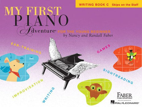 My First Piano Adventure, Writing Book C (Piano Adventure'S)