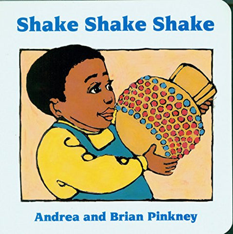 Shake Shake Shake: Family Celebration Board Books