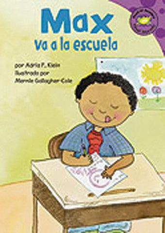 Max Va A La Escuela (Read-It! Readers En Espaol: La Vida De Max) (Spanish Edition)