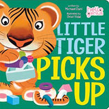 Little Tiger Picks Up (Hello Genius)