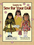 Learn To Sew For Your Doll: A Beginner'S Guide To Sewing For An 18 Doll
