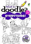 What To Doodle? Jr.--Everything! (Dover Doodle Books)