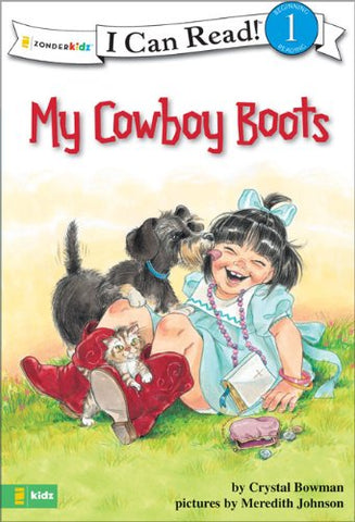 My Cowboy Boots (I Can Read!)