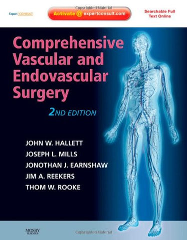 Comprehensive Vascular And Endovascular Surgery: Expert Consult - Online And Print, 2E