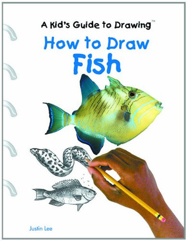 How To Draw Fish (Kid'S Guide To Drawing)