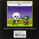 Da Crockydile Book O' Frendsheep: A Pearls Before Swine Gift Book (Pearls Before Swine Collection)