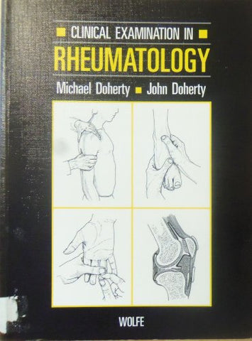 Clinical Examination In Rheumatology