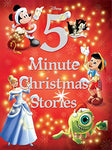 Disney 5-Minute Christmas Stories (5-Minute Stories)
