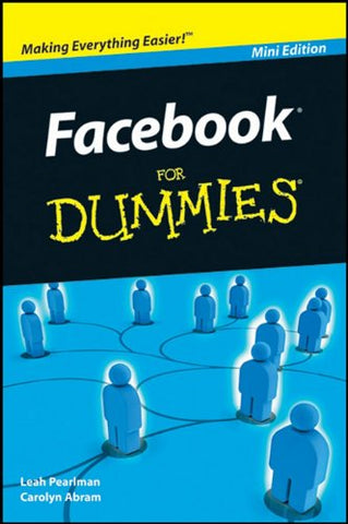 Facebook For Dummies (Mini Edition) [Paperback]