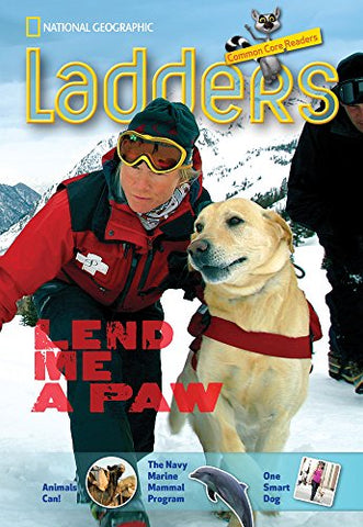 Ladders Reading/Language Arts 4: Lend Me A Paw (Above-Level; Social Studies)