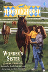 Wonder'S Sister (Thoroughbred Series #11)