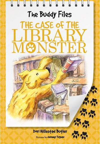 The Case Of The Library Monster (The Buddy Files)