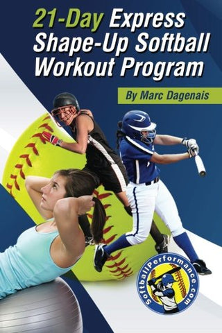 21-Day Express Shape-Up Softball Workout Program