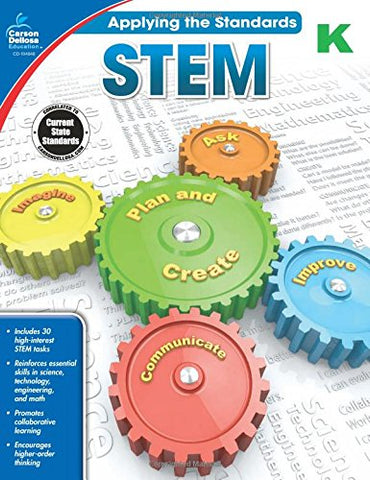Stem, Grade K (Applying The Standards)