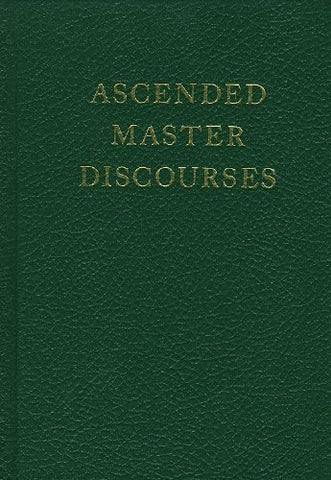 Ascended Master Discourses (Vol 6 Hb) By The Ascended Masters
