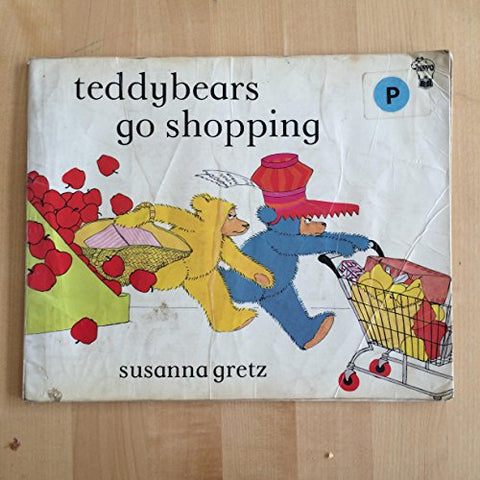 Teddybears Go Shopping (Picture Hippo)