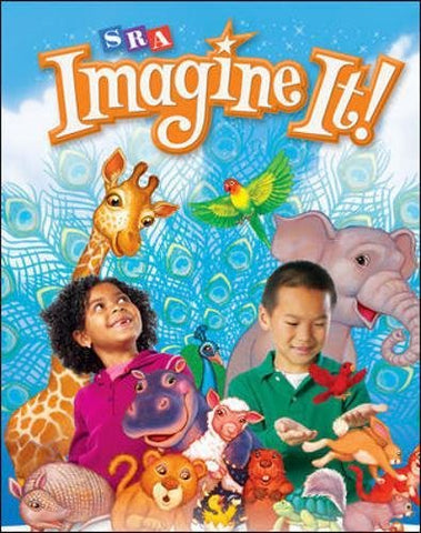 Imagine It!, Student Reader Book 1, Grade 1