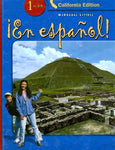 En Espaol! California, Student Edition, Level 1 (Spanish And English Edition)