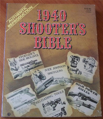 1940 Shooters Bible
