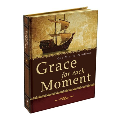 Grace For Each Moment (One Minute Devotions)