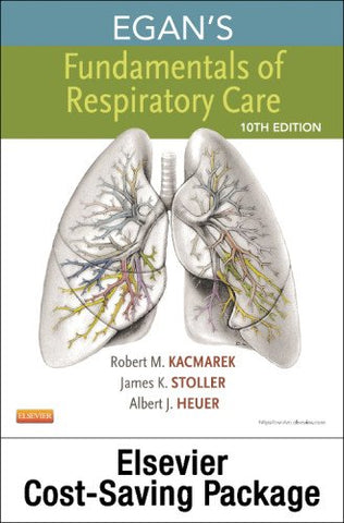 Egan'S Fundamentals Of Respiratory Care - Textbook And Workbook Package, 10E