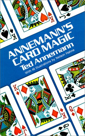 Annemann'S Card Magic