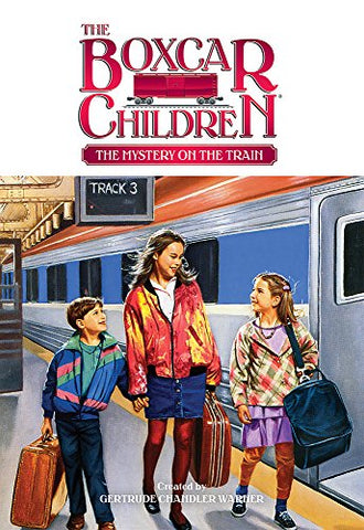 The Mystery On The Train (The Boxcar Children Mysteries)