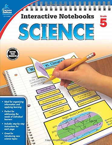 Science, Grade 5 (Interactive Notebooks)
