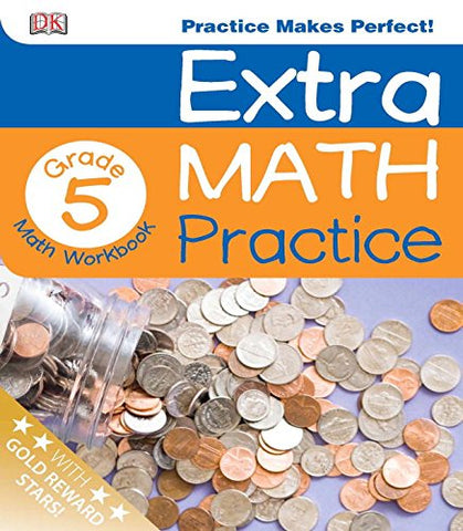 Extra Math Practice: Fifth Grade (Math Made Easy)