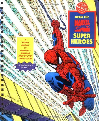 Draw The Marvel Comics Super Heroes (Drawing Tools)