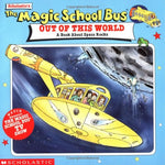 The Magic School Bus Out Of This World: A Book About Space Rocks