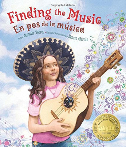 Finding The Music: En Pos De La Msica (English And Spanish Edition)