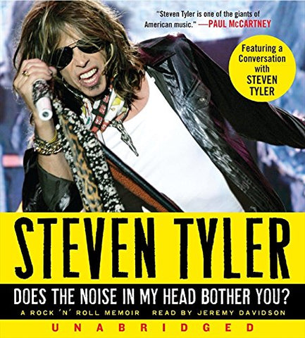 Does The Noise In My Head Bother You? Cd: A Rock 'N' Roll Memoir