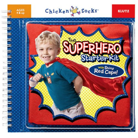 The Superhero Starter Kit (Chicken Socks)