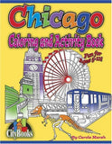 Chicago Coloring And Activity Book (City Books)