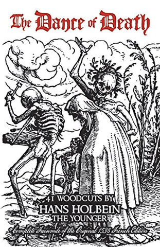 The Dance Of Death (Dover Fine Art, History Of Art)