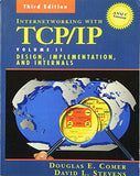 Internetworking With Tcp/Ip Vol. Ii: Ansi C Version: Design, Implementation, And Internals (3Rd Edition)