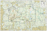 Lassen Volcanic National Park (National Geographic Trails Illustrated Map)