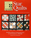 Star Quilts: One Piece At A Time