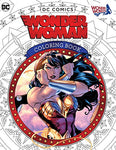 Dc Comics: Wonder Woman Coloring Book