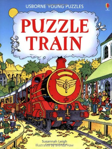 Puzzle Train (Young Puzzles Series)