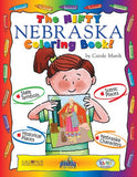 The Nifty Nebraska Coloring Book! (Nebraska Experience)