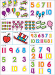 Sticker Workbook-Math Readiness Grades P-K