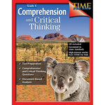 Comprehension And Critical Thinking Grade 6 (Comprehension & Critical Thinking)