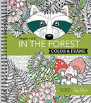 Color & Frame Adult Coloring Book - In The Forest