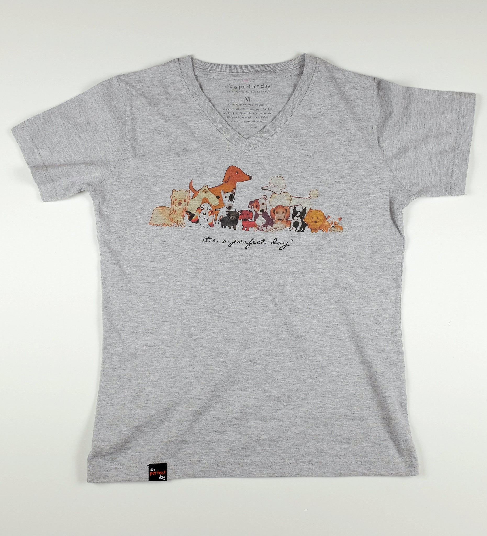 Pet Lovers - Dogs Tee